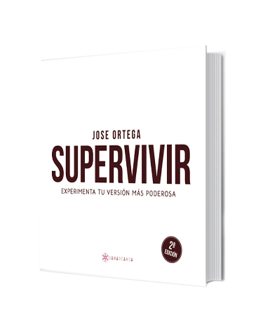 Libro Jose Ortega Supervivir